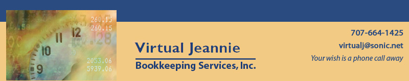 Virtual Jeannie Bookkeeping Services, Inc.